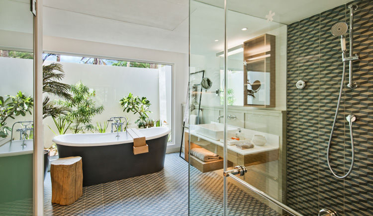 salle de bains suite junior