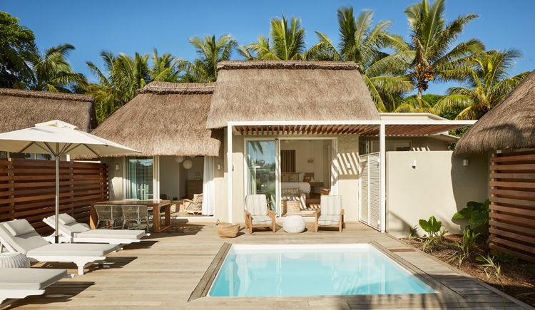 villa ocean piscine privee