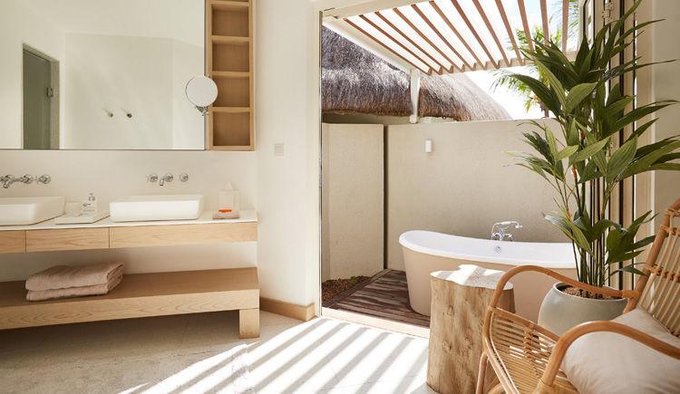 villa ocean salle de bain