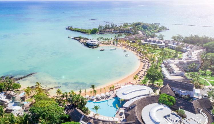 LUX* Grand Gaube Resort & Villas 5 *