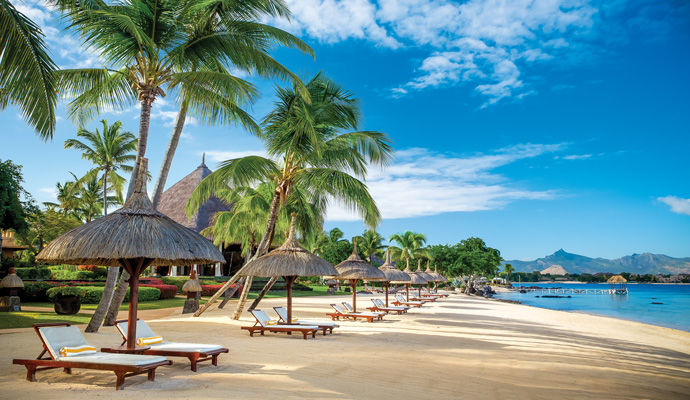 The Oberoi Beach Resort Mauritius 5 * Luxe