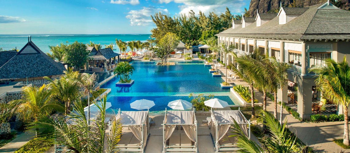 The St Régis Mauritius Resort by Nosylis 5 * Luxe