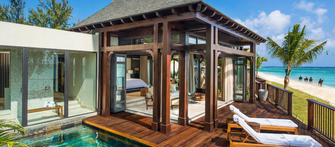 The St.Regis Villa terrasse