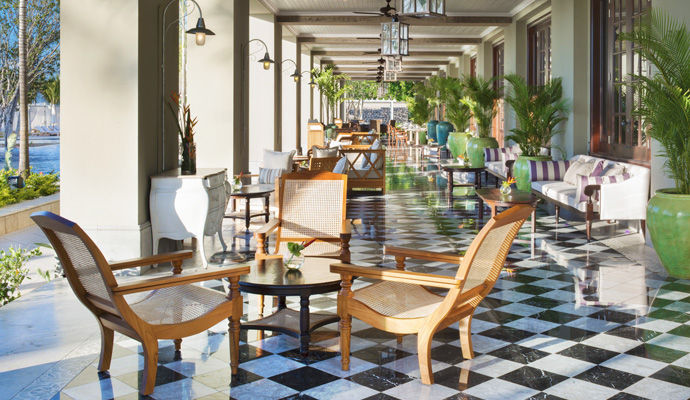 The St Régis Mauritius Resort 5 * Luxe