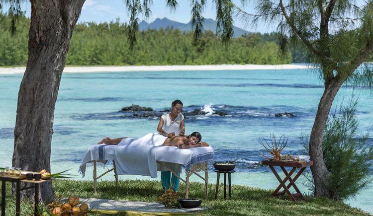 massage en bord de mer