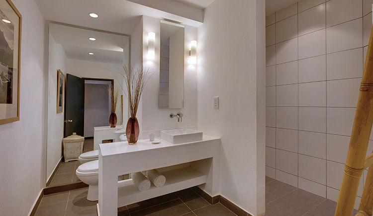 chambre famille salle de bain