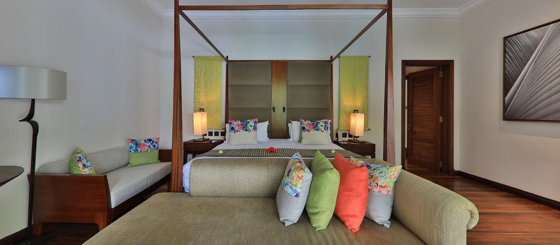 Exclusive Suite Villa chambre