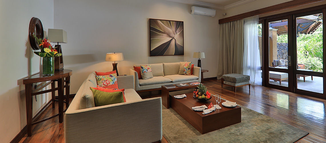 Exclusive Suite Villa salon
