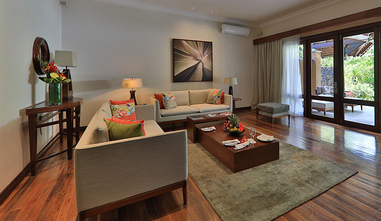 Exclusive Suite Villa salon