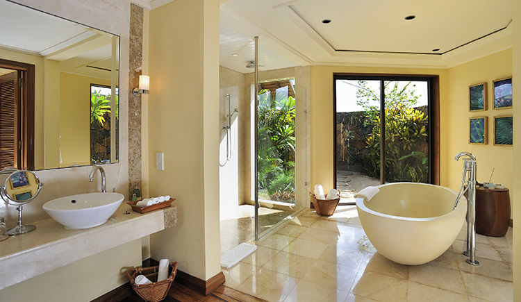 Exclusive Suite Villa salle de bain