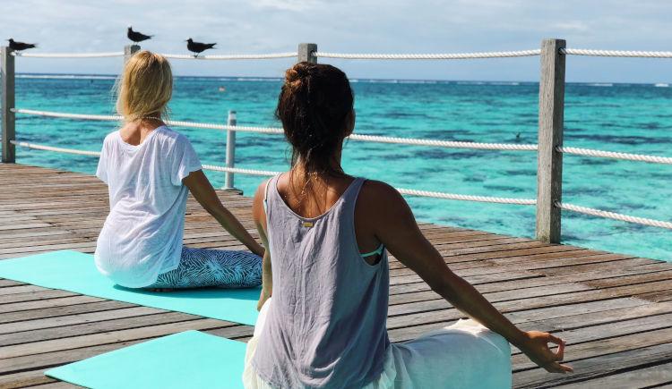 Hilton Moorea Cours de Yoga