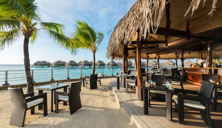 Hilton Moorea restaurant Rotui Grill Bar