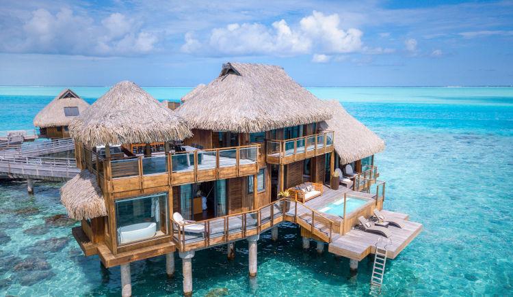 Conrad Bora Bora Presidential Suite