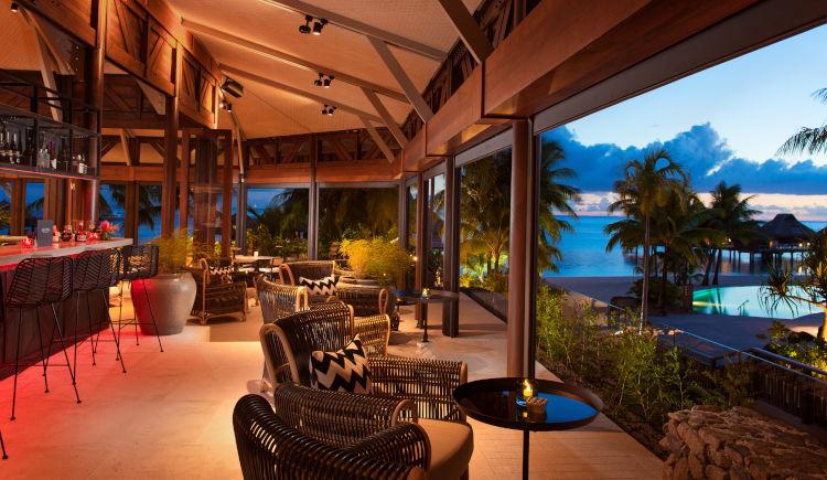 Conrad Bora Bora Iriatai Wine Bar