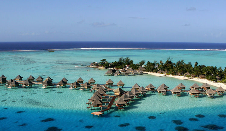 Intercontinental Bora Bora Le Moana Resort 4 *