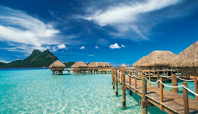 Bora Bora Pearl Beach Resort & Spa 5 *