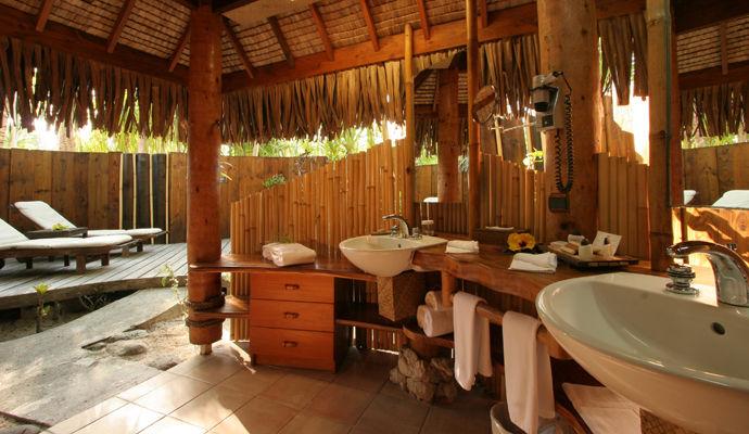 beach suite avec bain a remous