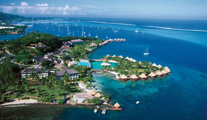 intercontinental tahiti