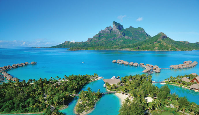 Four Seasons Resort Bora Bora 5 * Luxe