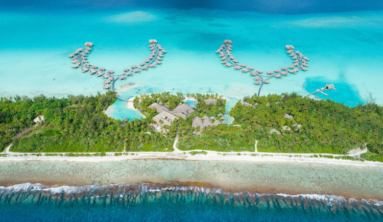 Intercontinental Bora Bora Resort & Thalasso Spa 5 * Luxe