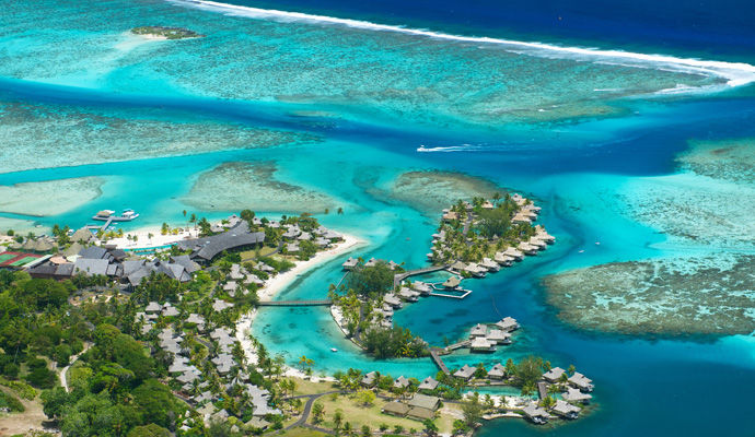 Intercontinental Moorea Resort & Spa 4 *