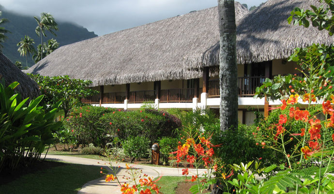 Moorea Pearl Resort & Spa 4 *