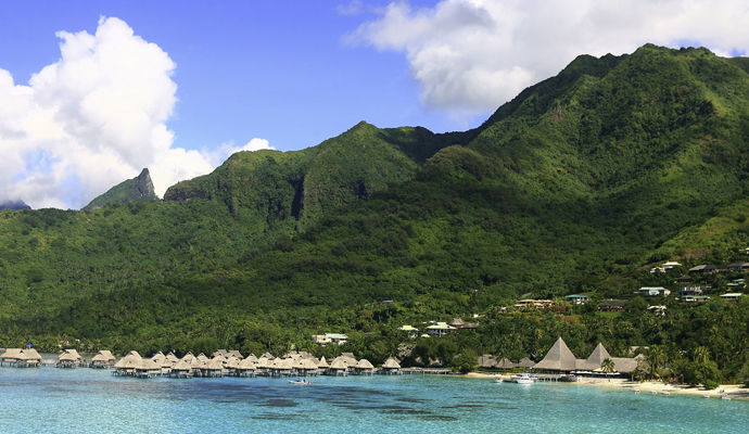 Sofitel Moorea Ia Ora Beach Resort 4 *