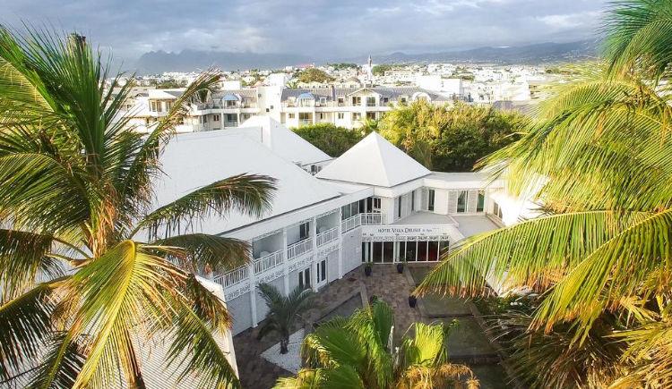 Villa Delisle Hôtel & Spa 4 *