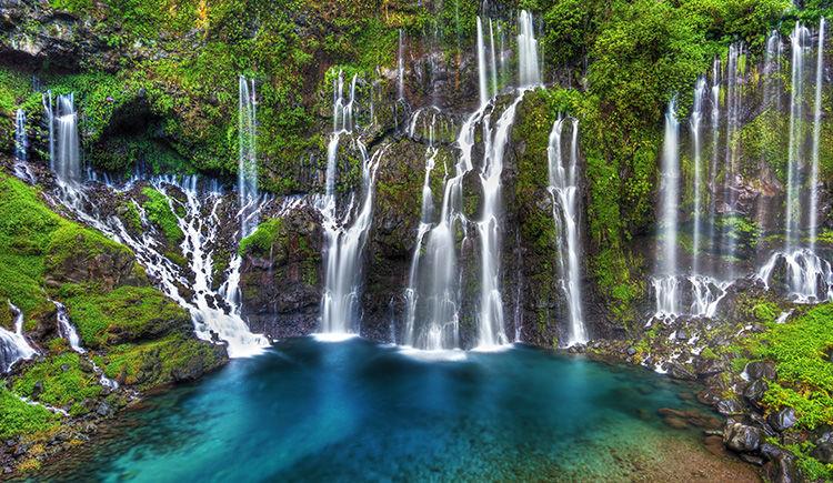 la cascade Langevin