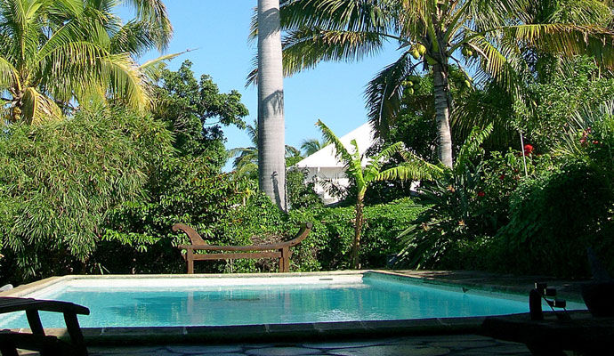 villa belle piscine