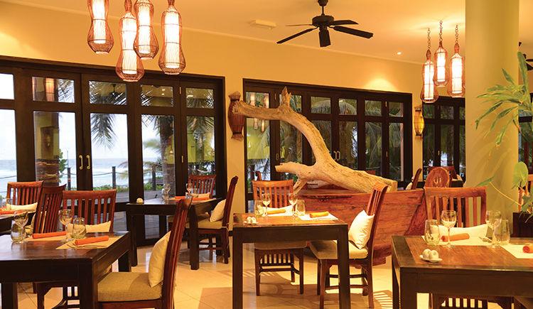 restaurant Les Palms