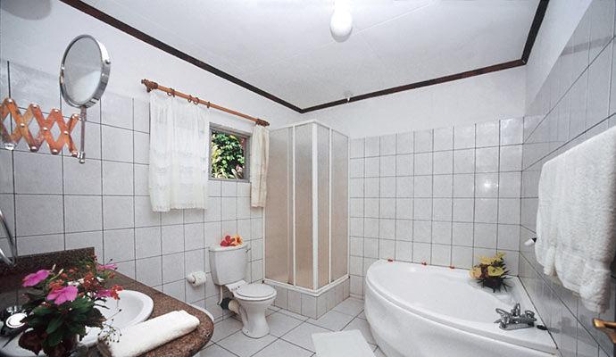 salle de bains chambre superieure