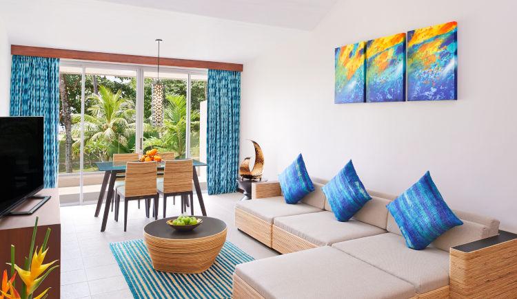 Guest room ocean view suite