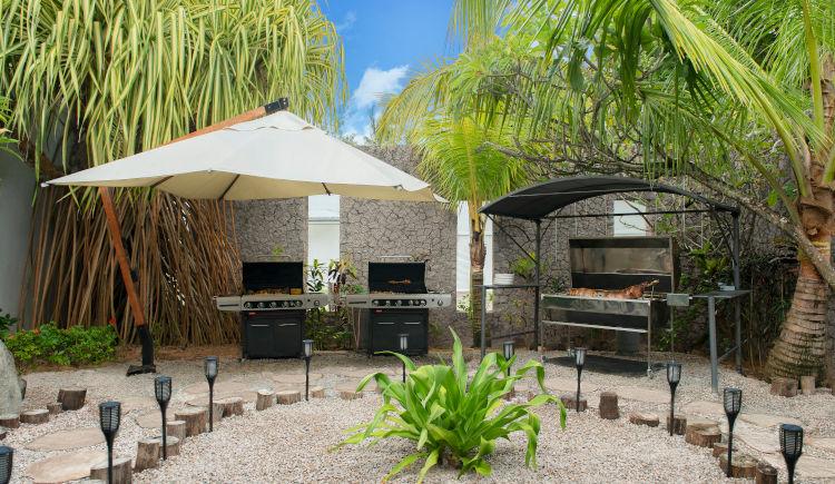 Restaurant Elements barbecue