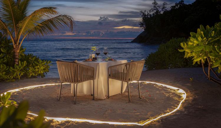 Restaurant Tamarind diner prive