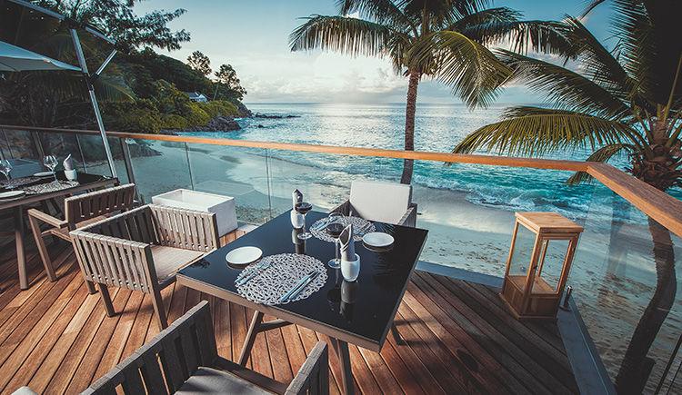restaurant Lorizon terrasse