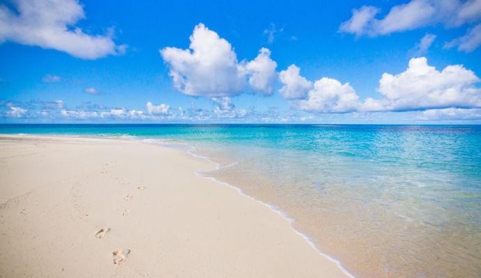 2 Iles Denis Island / Praslin