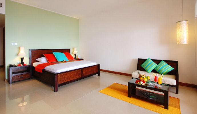 chambre standard allamanda resort