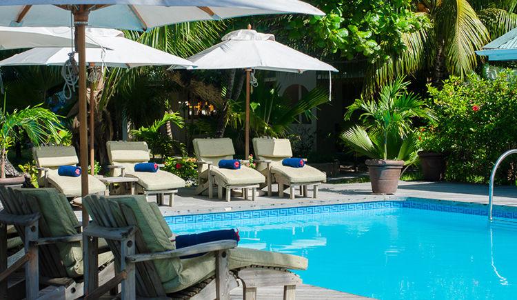 Indian Ocean Lodge piscine