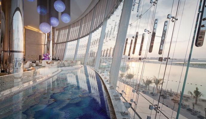 lobby jumeirah etihad tower