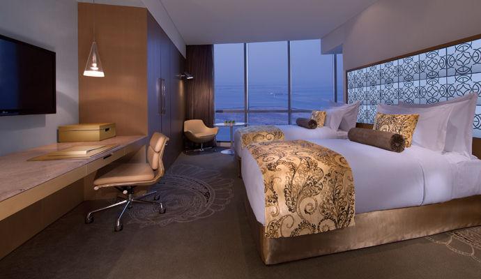 chambre deluxe jumeirah etihad tower