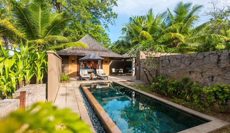 beach villa exterieur
