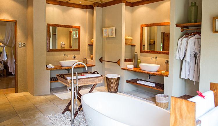 Villa Plage salle de bain