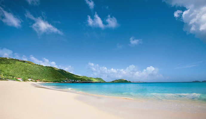 Cheval Blanc St-Barth Isle de France 5 * Luxe