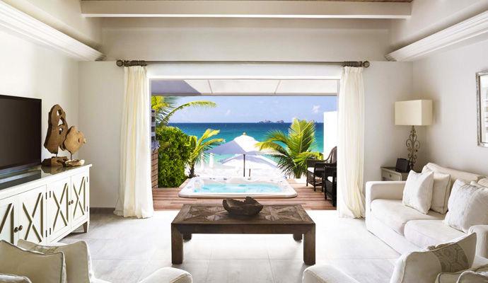 suite plage 2 chambres