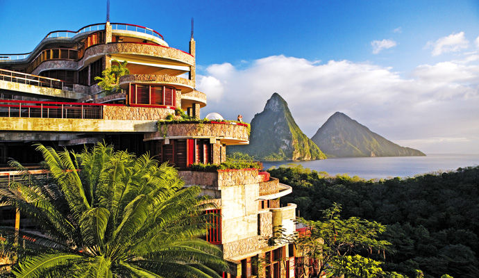 Jade Mountain 5 * Luxe