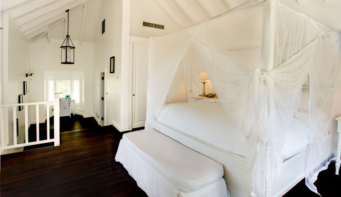 chambre superieur luxury sugar mill
