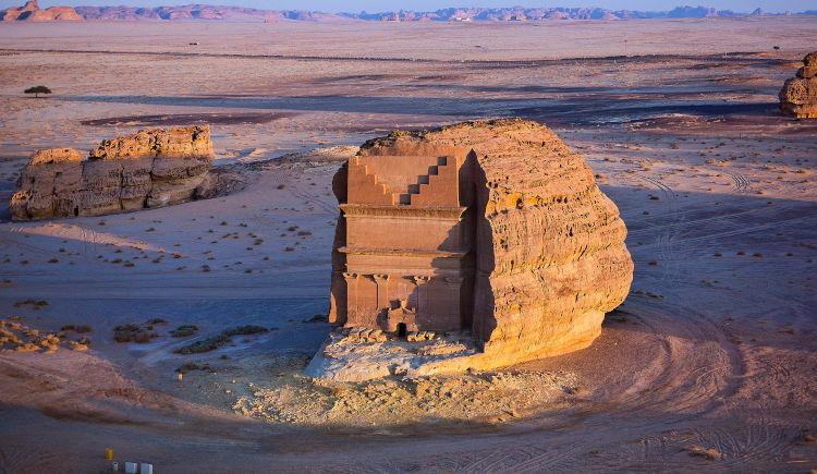 Hegra tombe de Lihyan AlUla