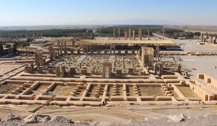 site archeologique de Persepolis