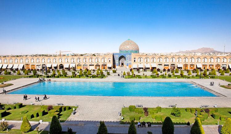 mosquee Sheikh Lotfollah